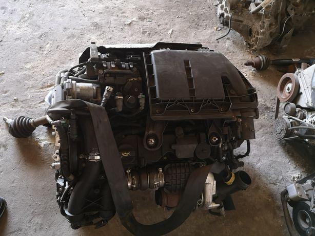 Silnik 1.6HDI 8V Citroen C3 picasso