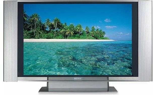 """Sony KE P42XS1 - 42"""" WEGA plasma TV"""