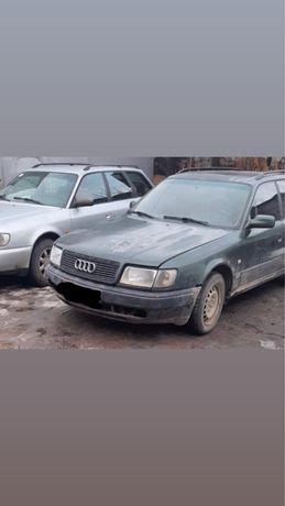 Розбор Audi 100c4 2.0 ACE v16