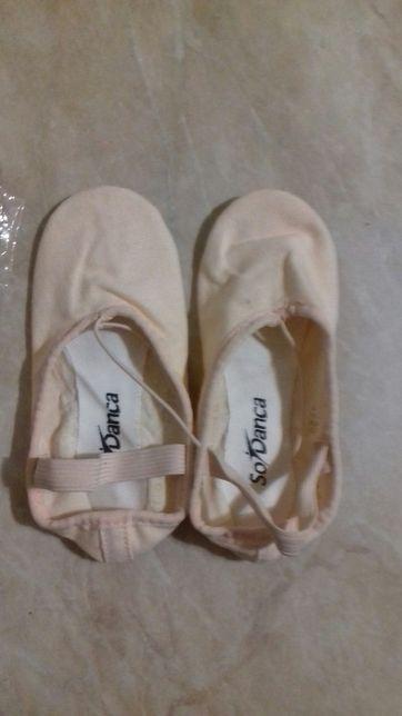 Чешки балетные 27 размер.