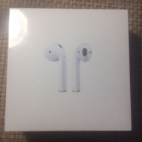 Наушники Apple AirPods with Charging Case (MV7N22m/a)