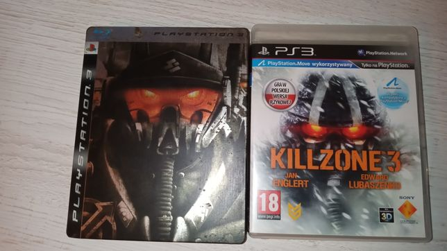 Killzone 2 i 3 gra ps3