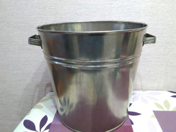 Выварка бак кастрюля ёмкость для воды из нержавеющей стали нержавейка