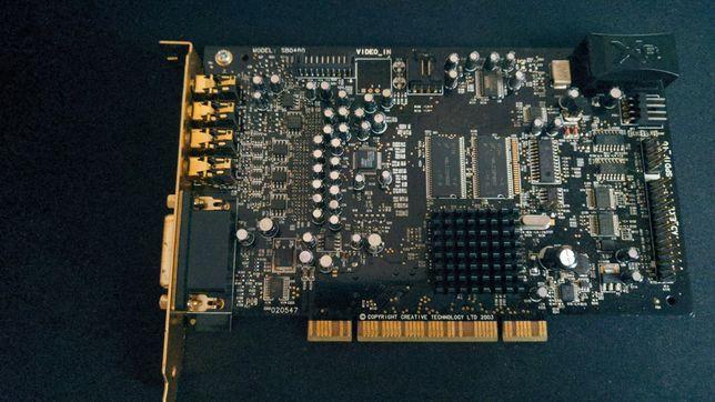 Creative Sound Blaster X-Fi Xtreme Gamer Fatal1ty
