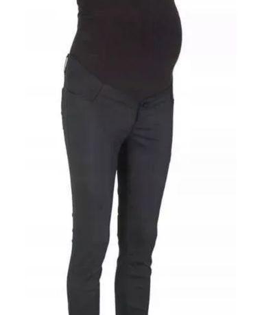 Spodnie ciążowe woskowane