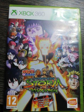 Gra Naruto Shippuden Ultimate Ninja Storm Revolution xbox 360