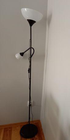 Lampa podlogowa Tagarp Ikea z żarowkami Led