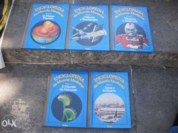 Enciclopédias Variadas