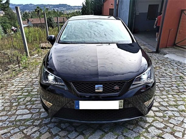 SEAT Ibiza SC 1.6 TDi FR 30 Anos  de 2015  com apenas 97 mil Kms