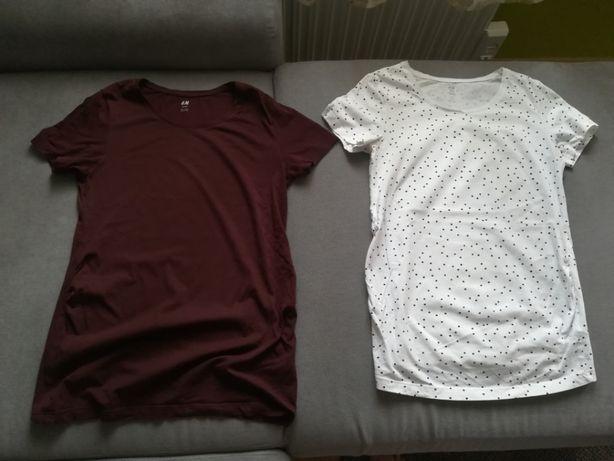 Zestaw ciuchów ciążowych z H&M rozmiar S