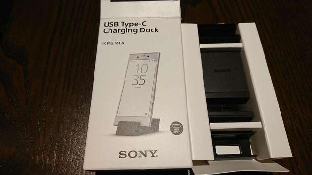 Ładowarka, stacja dokująca USB Type C xperia XZ