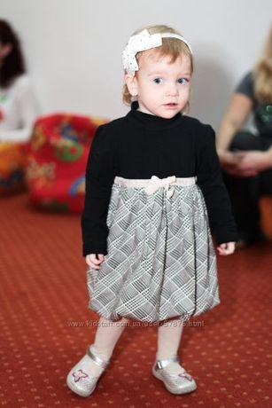 Очень красивое платье То ве Тоо, Италия, 1-3 лет