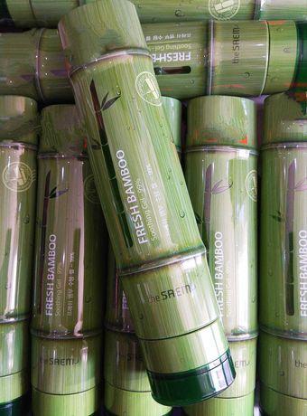 Nawilżający / kojący żel bambusowy do ciała The Saem 260 ml