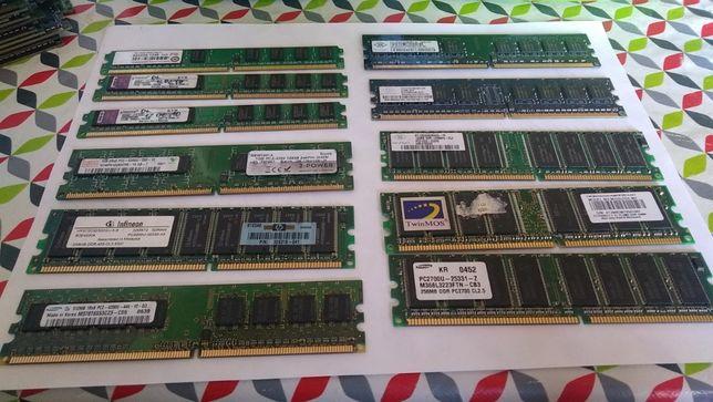 Memórias Dimm Para Desktops