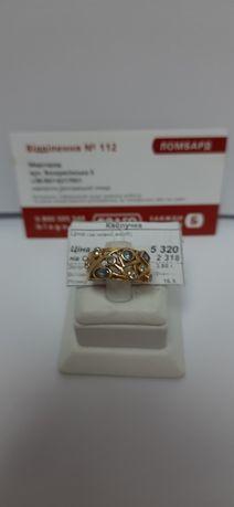 Женское кольцо 583 пробы.