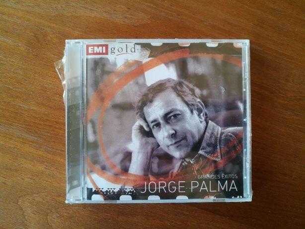 CD Jorge Palma - Grandes Êxitos - Selado