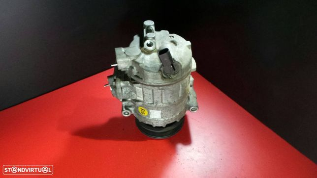 Compressor Do Ar Condicionado Volkswagen Golf Plus (5M1, 521)
