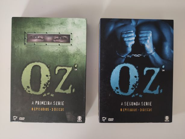 Série OZ HBO 1 e 2 temporada