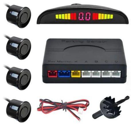 Парктроник Assistant универсальный для автомобиля на 4 датчика