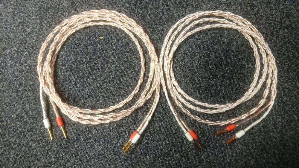 Kimber Kable 4tc kabel głośnikowy konfekcja Trans Audio Hi-Fi Wrocław