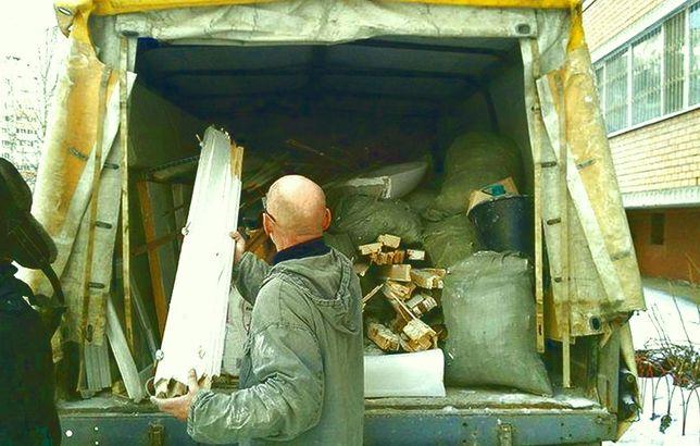 Вывоз любого мусора доставка самосвалом погрузчик грузчики грузоперево