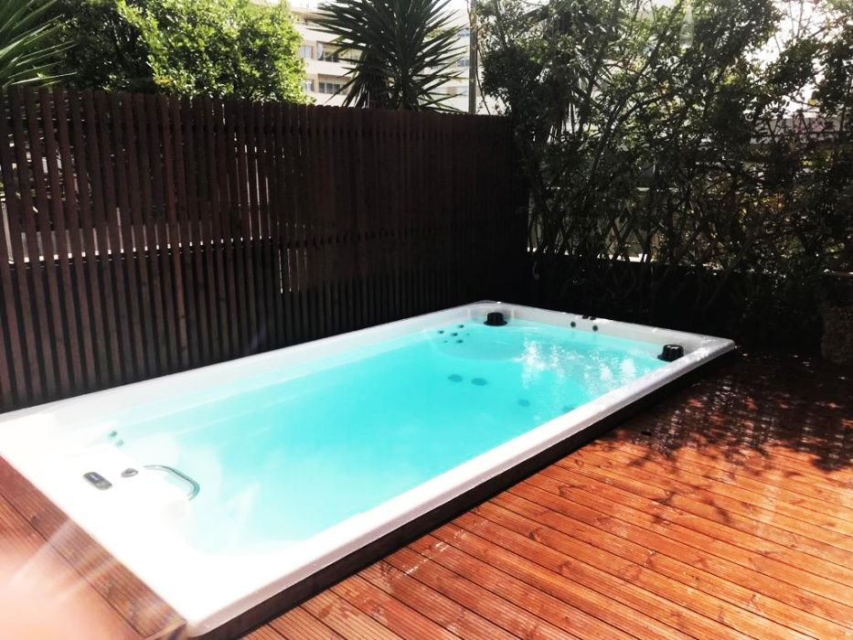 swim spa power pool mergulho salgado desde 17.780,00