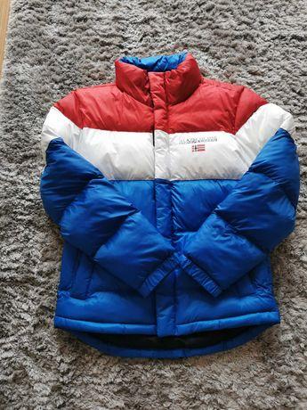 Napapijri kurtka puchowa zimowa rozmiar M