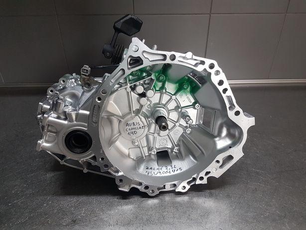 Skrzynia biegów Toyota Auris 1.4d d4d 5 biegów