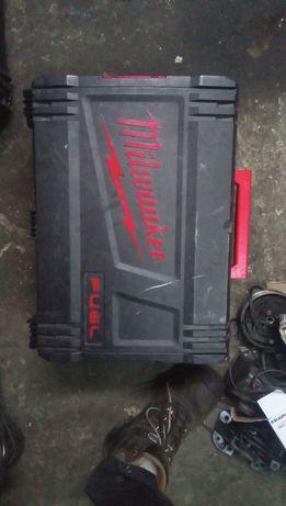 Walizka systemowa box milwaukee m18 cag125 xpdb-902x szlifierka