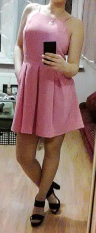 Sukienka Sinsay różowa