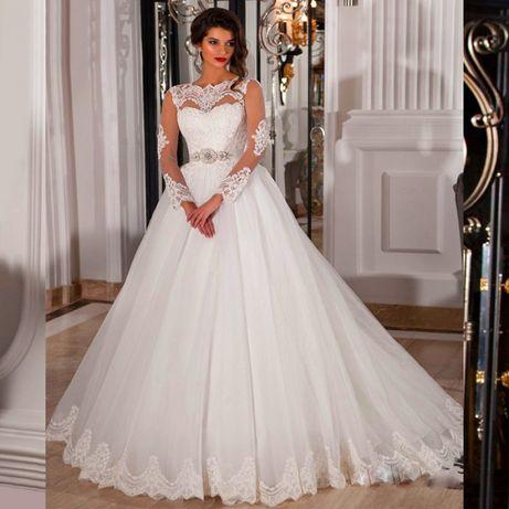 Свадебное платье Crystal Design Narciso