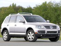 Peças Volkswagen Touareg