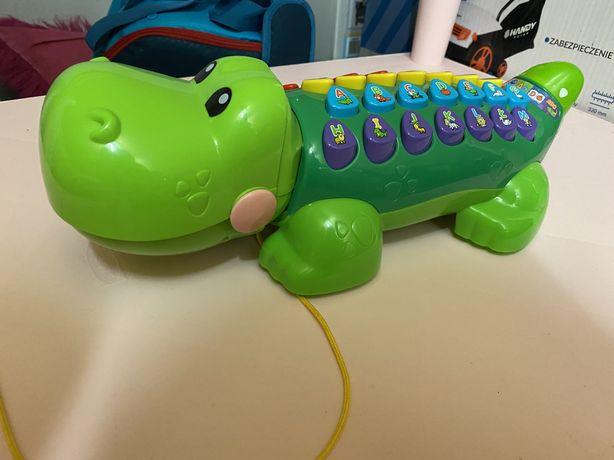Vtech Aligator edukacyjny interaktywny