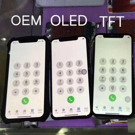 AMOLED GX iPhone X Xs дисплей экран айфон 10 стекло модуль новый F11