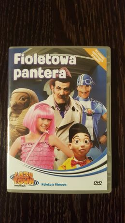 Fioletowa pantera Kolekcja filmowa DVD