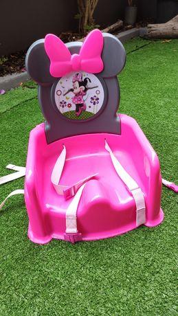 Cadeira Refeição Minnie Mouse
