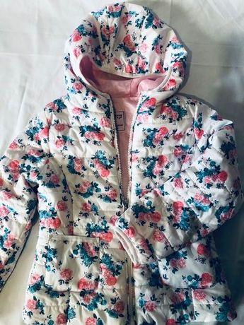 Куртка для дівчинки дитяча