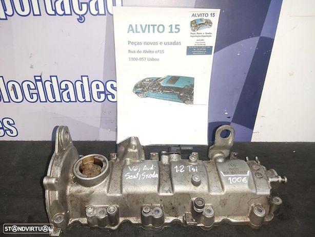 Tampa Valvulas Arvore cames Volkswagen Audi Seat Skoda 1.2Tsi  Ref: 03F 103 475 K