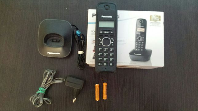 Cyfrowy Telefon Panasonic (Bezsznurowy )