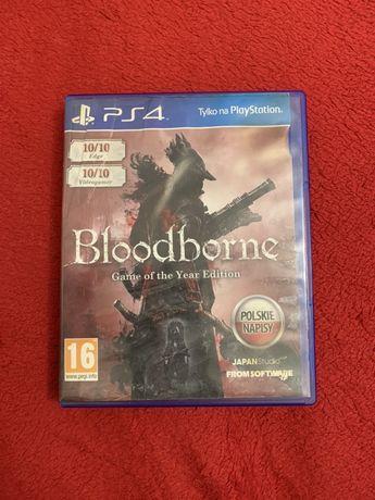 Bloodborne GOTY PS4 PL