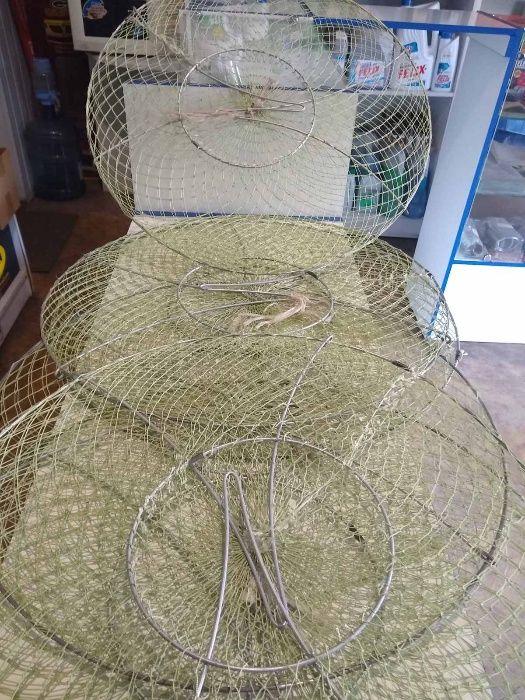Продам новые раколовки конусные диаметром 50 см. Мариуполь - изображение 1