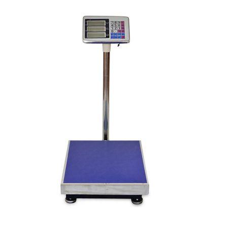 Balança Industrial de Plataforma - 300KG - Novas c/ IVA