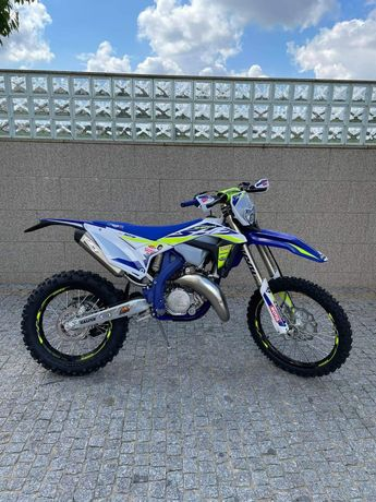 Sherco 125 factory edition 2021