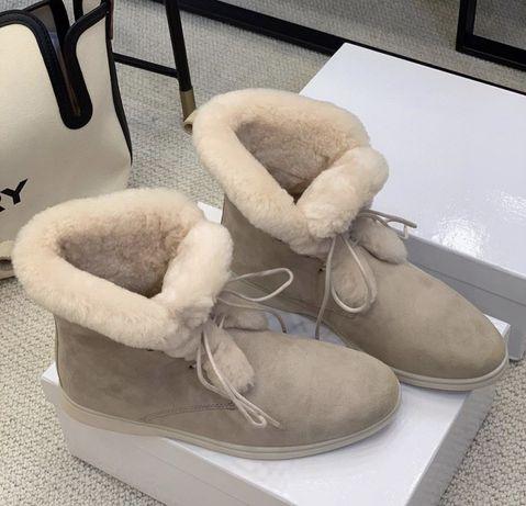 Лоферы ботинки Loro Piana louis