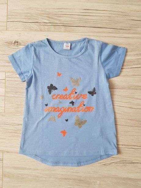 T-shirt bluzka roz. 122