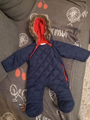 Śpiwór dla niemowlaka