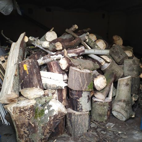Drewno na opał Topola tanio