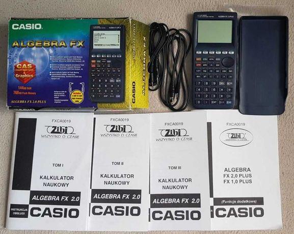 Kalkulator graficzny Casio ALGEBRA FX 2.0 PLUS najtaniej