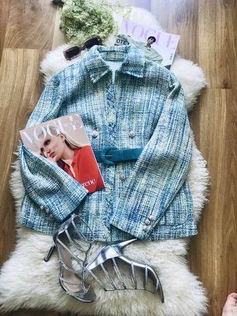 Піджак в стилі coco Chanel
