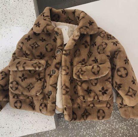 Детская шубка/ пальто